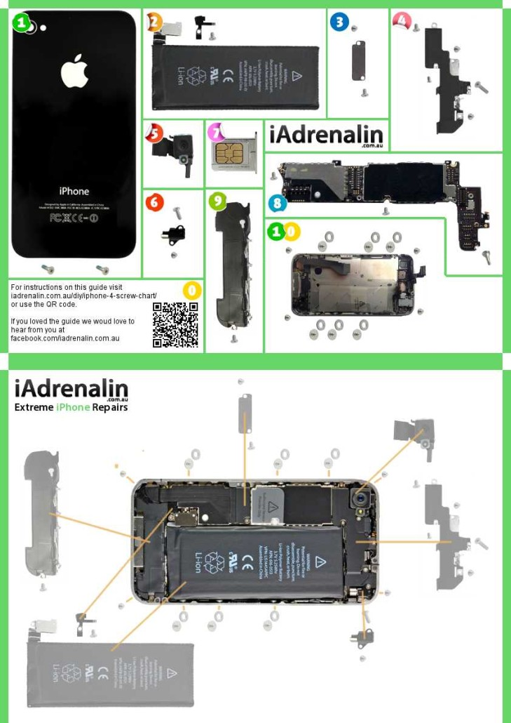 iphone 4 screw chart iadrenalin rh iadrenalin com au iphone 4s screw location chart iphone 4s screw template